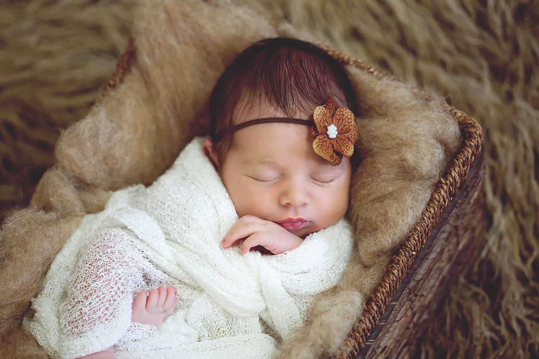 Babyfoto eine Babyfotografen in Ostrhauderfehn