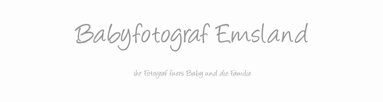 Babyfotograf Emsland