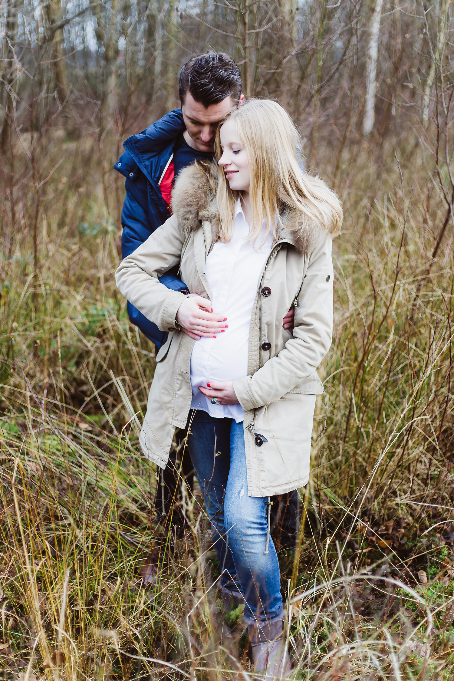 Babybauchfoto Schwangerschaftsfoto Fotograf lingen