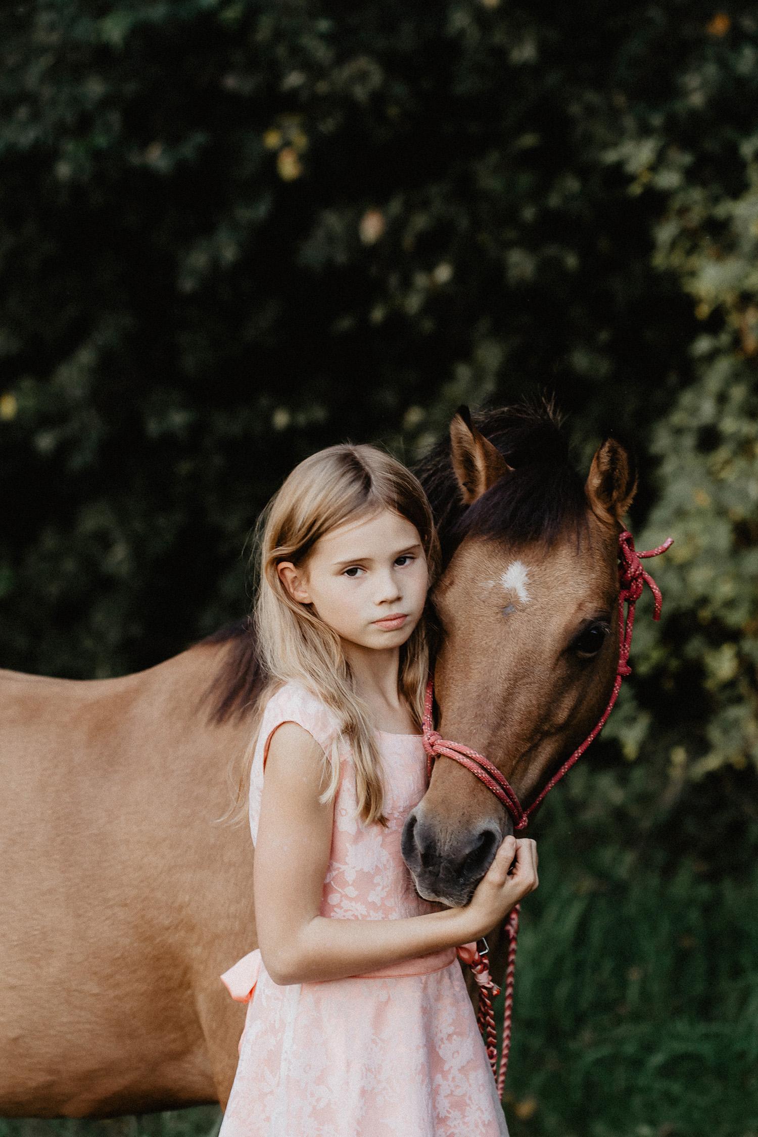 Kinderfotograf Pferdefotograf Lingen