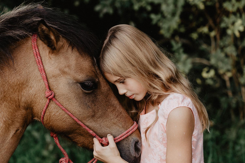 Kinderfotograf Pferdefotograf Leer