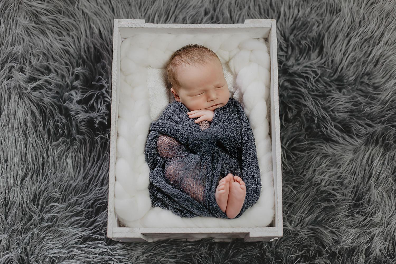 Babyfoto eines Babyfotografen in Cloppenburg