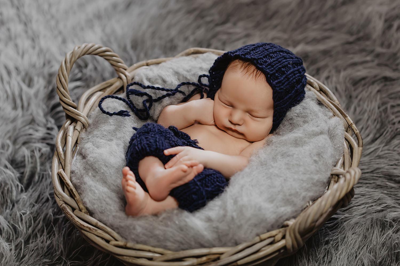 Babyfoto eines Babyfotografen in Papenburg