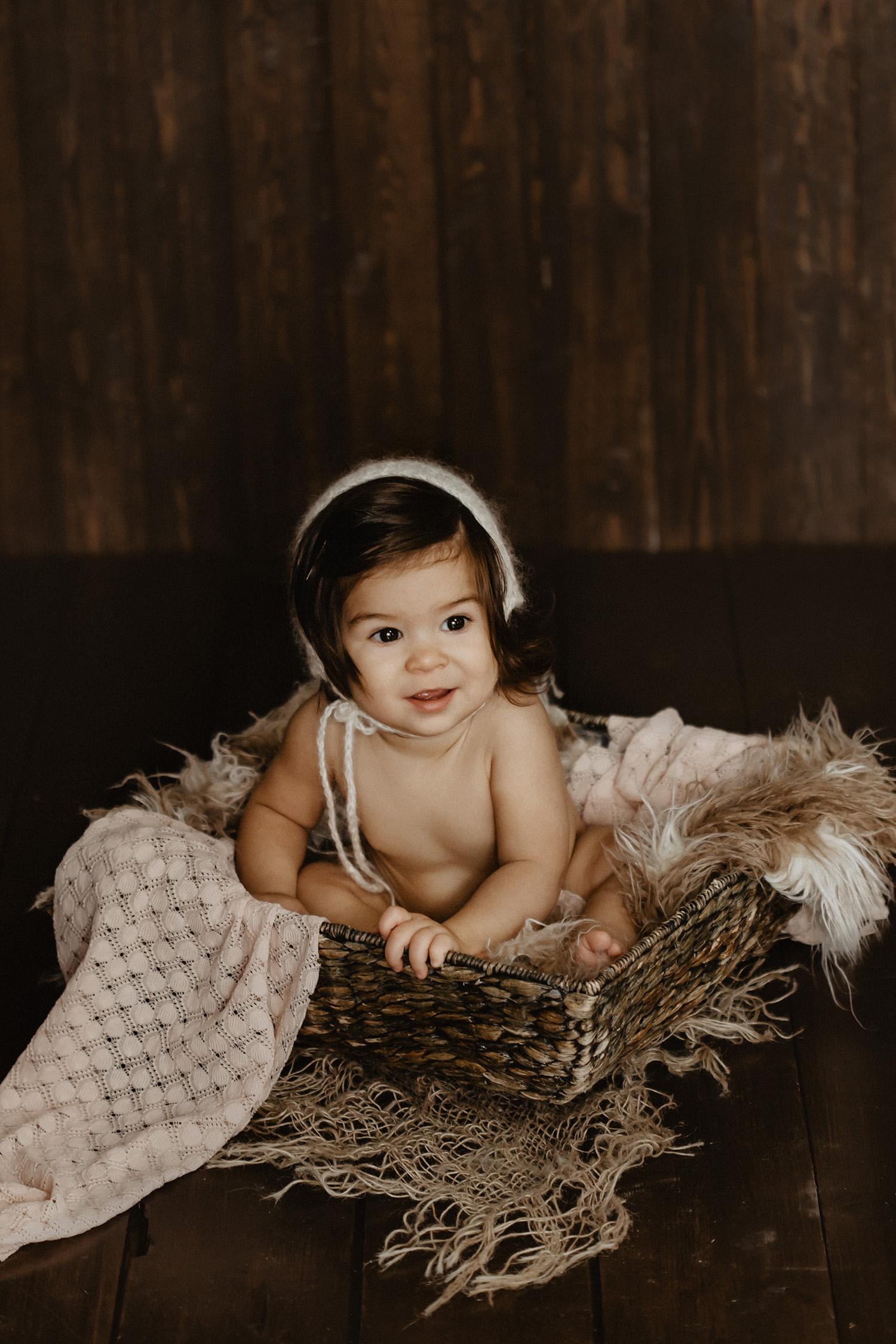 Babyfoto eines Babyfotografen in Papenburg Emsland