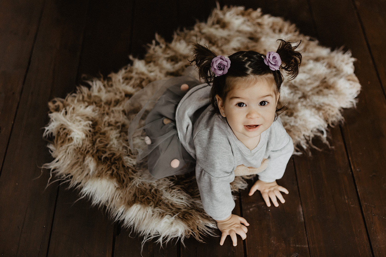 Babyfoto eines Babyfotografen in Meppen Emsland