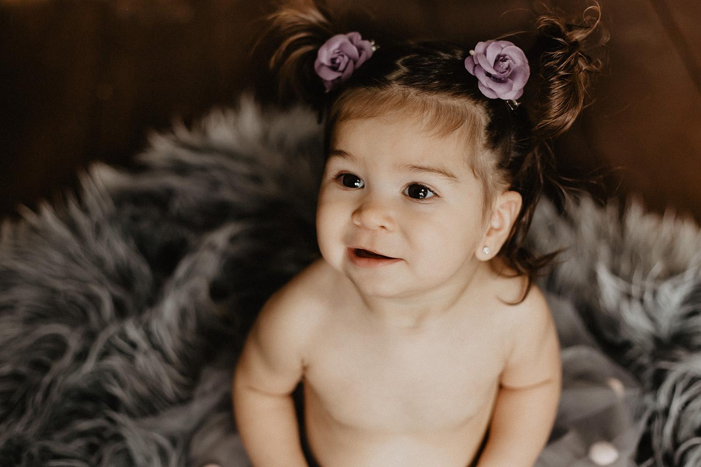 Babyfoto eines Babyfotografen in Lingen Emsland