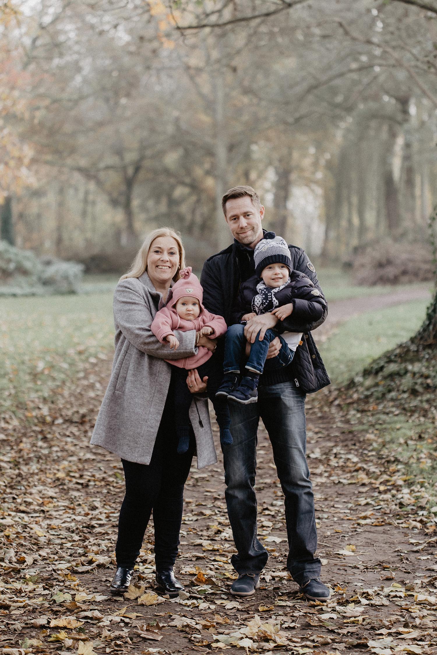 Familienfoto in Ganderkesee