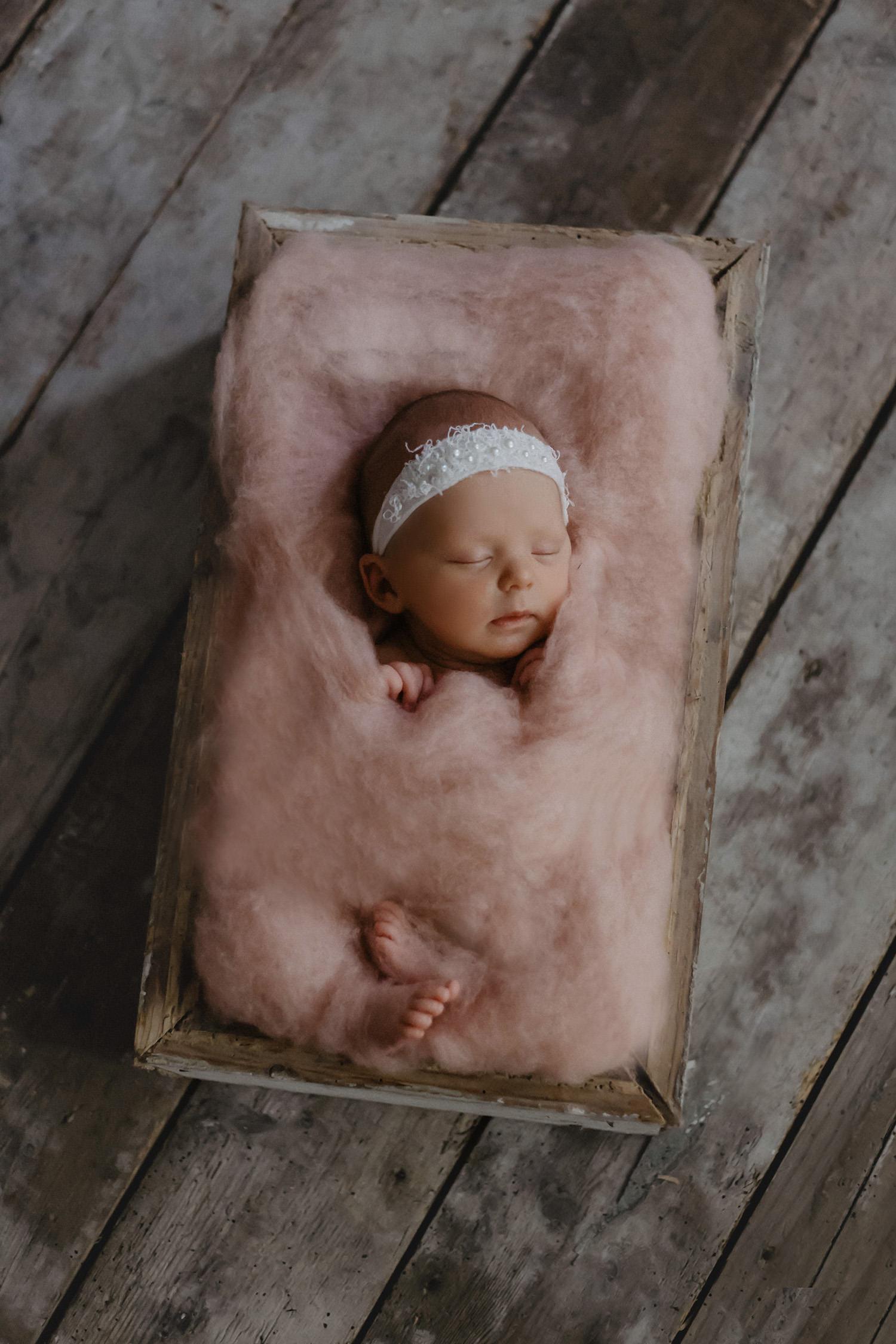 Babyfoto / Foto eines Fotografen / Babyfotografen in Cloppenburg