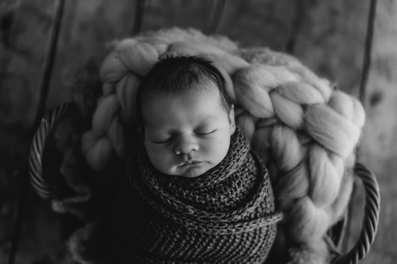 Babyfoto eines Fotografen / Babyfotografen in Papenburg