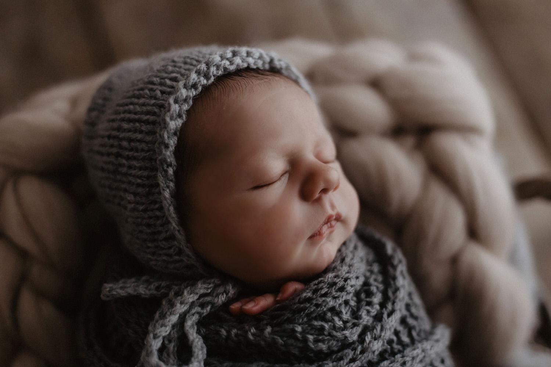 Babyfoto eines Fotografen / Babyfotografen in Cloppenburg