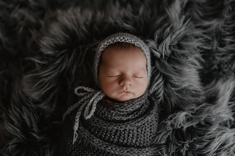 Babyfoto eines Fotografen / Babyfotografen in Aurich