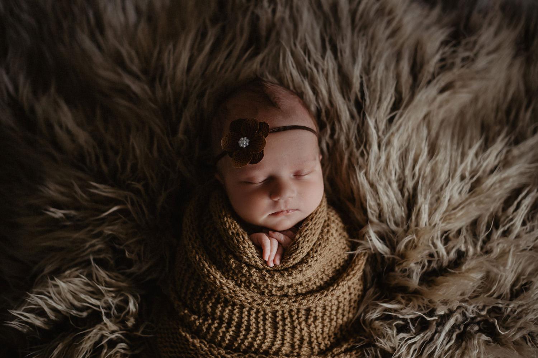 Babyfoto eines Babyfotografen im Emsland