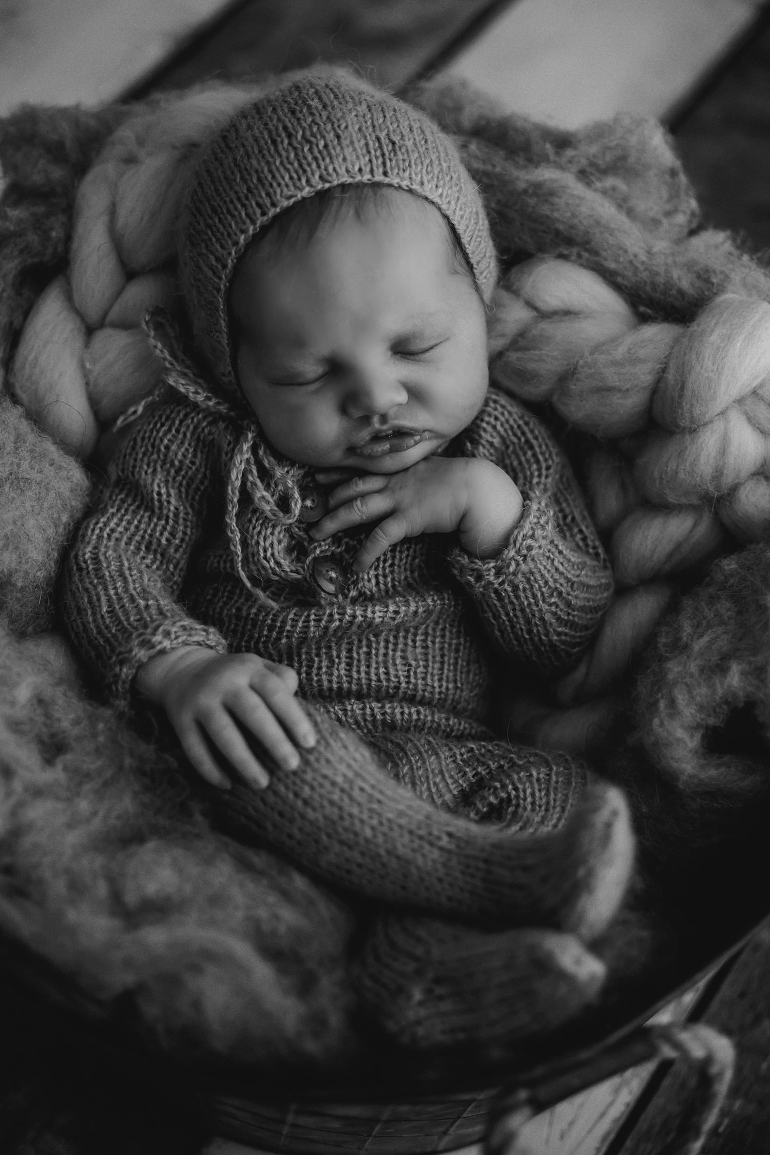 Babyfoto von Baby Mira in Leer Ostfriesland